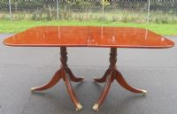 Georgian Style Mahogany Extending Dining Table to Seat 12